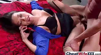 Lovely Housewife (kalina ryu) In Cheating Gonzo Sex Tape video-12