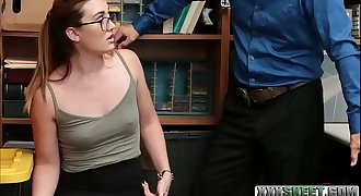 Thief Kat Monroe fucked by LP officer